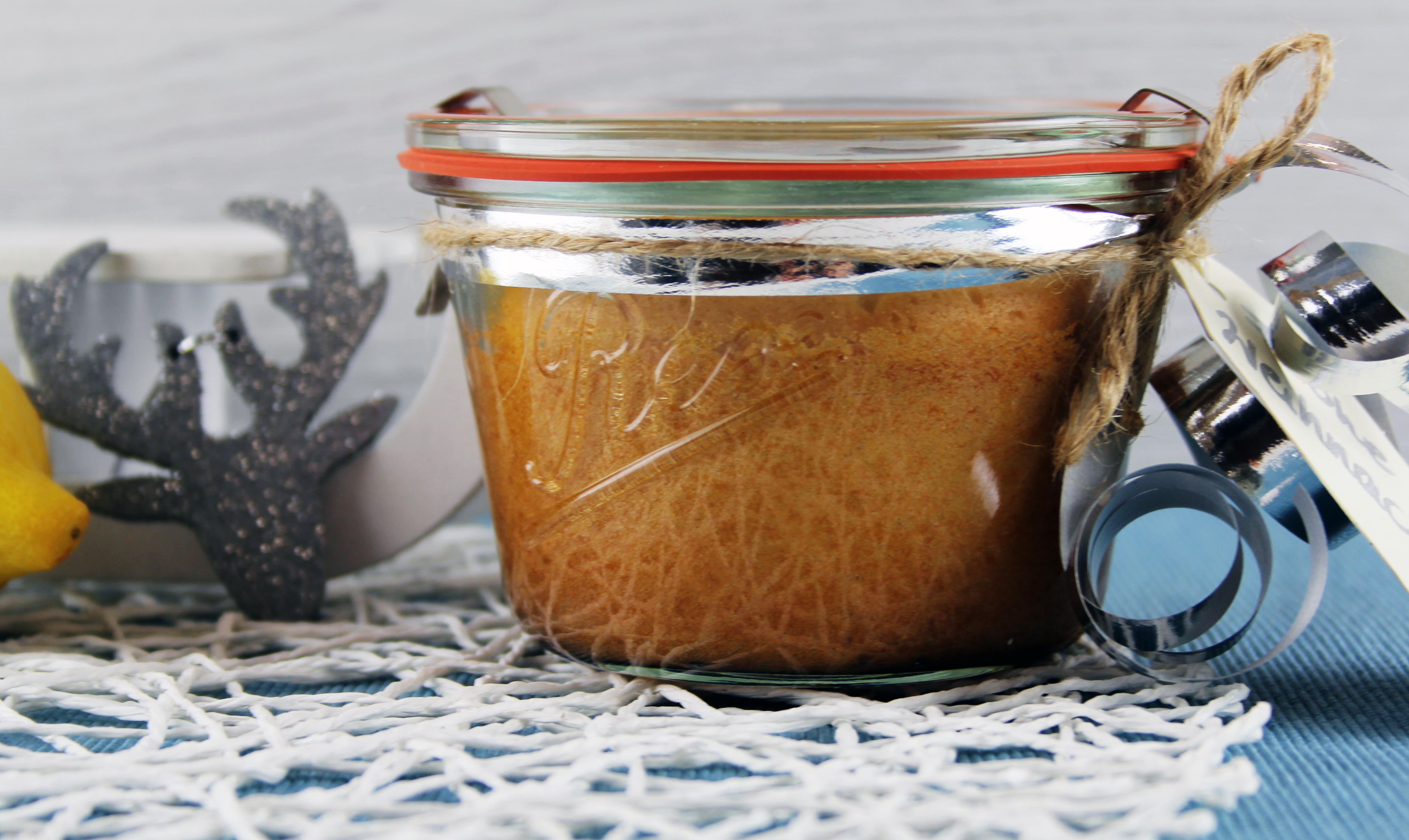 rezept f r joghurt zitronen kuchen im glas. Black Bedroom Furniture Sets. Home Design Ideas